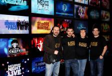 Visita plató Globomedia