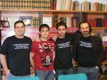 Rueda de prensa para el I Concurso Nacional de Monólogos Ciudad de Béjar