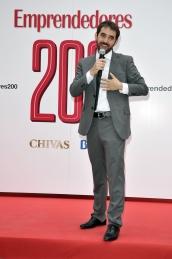 Presentación número 200 de la Revista Emprendedores