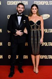Cosmo Awards junto a Marta Torné
